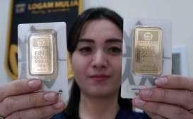 Naik-Turun Harga Emas, Ini Faktor yang Mempengaruhinya