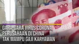 Akibat Virus Corona, Perusahaan di China Tak Mampu Gaji Karyawan