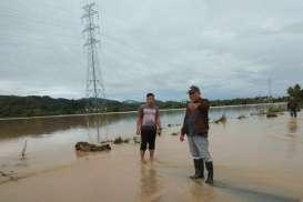 Banjir Bolmut: Lebih dari 3.000 Warga Mengungsi, Kerugian Capai Rp1,2 M