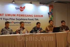 Tiga Pilar Sejahtera (AISA) Raup Dana Segar Rp329,46 miliar dari Private Placement