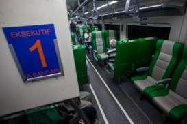 Penumpang KA Bandara Solo Turun Drastis Selepas 1 Maret