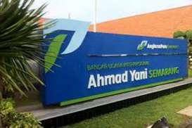 5 Terpopuler Ekonomi, Bandara Ahmad Yani Rugi Hingga Rp9 miliar dan Pertamina Sebut Penurunan Harga BBM masih Jauh