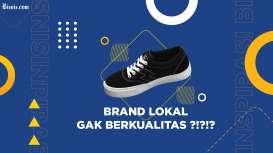 INSPIRASI BISNIS: Saint Barkley, Sneaker Lokal Kualitas Global