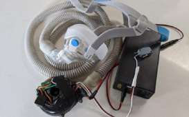100 Ventilator Buatan Nasional Segera Dibuat untuk Disumbangkan ke RS