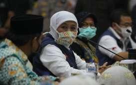 Jatim Ajukan PSBB Surabaya Raya ke Menkes Hari Ini