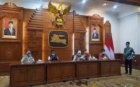 Pemprov Jatim Telaah Draf Penerapan PSBB Surabaya Raya