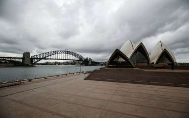 Masyarakat Australia Bersiap untuk Bersosialisasi Kembali
