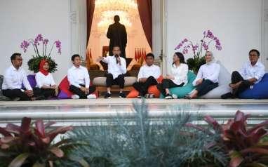 Ekstrem! Begini Persepsi Publik pada Staf Khusus Milenial Jokowi