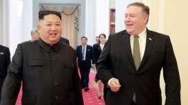 AS Tak Tahu Kondisi Kim Jong-un, tapi Khawatir dengan Negara Itu