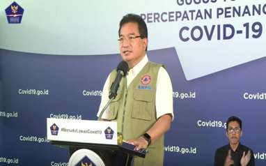 Covid-19, Ketua Tim Pakar Gugus Tugas Akui Pencatatan Data Sempat Simpang Siur