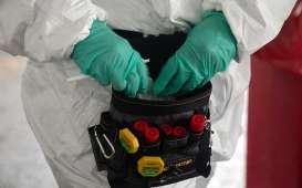 Virus Corona Global: Inggris Tempati Ketiga Jumlah Kematian Terbanyak
