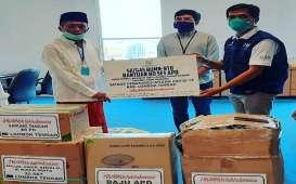 34 BUMN NTB Sumbangkan 4.700 APD untuk Tenaga Medis dan Masyarakat