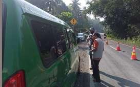 Perbatasan Kulonprogo-Magelang Dijaga Ketat 24 Jam, Jangan Coba-Coba Menerobos