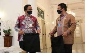 5 Bulan Pemda Jakarta Kumpulkan Pendapatan Rp16,71 Triliun, Berapa Belanja Bansos?