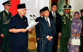 Historia Bisnis: Soeharto: Saya Siap 'Madeg Pandito'
