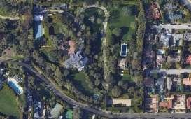 Intip yuk, Rumah Petirahan Putra-putri Mahkota Konglomerat di Beverly Hills