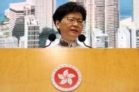Kasus Floyd: Pemerintah Hong Kong Serang AS Soal Aksi Demonstrasi