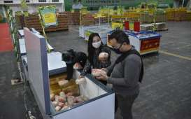 Lumbung Pangan Jatim Sediakan Pasokan Daging Ayam Murah