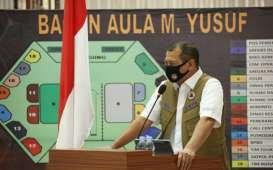 Sulawesi Selatan Zona Merah Covid-19, BNPB Targetkan Penurunan dalam 4 Pekan
