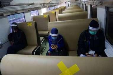 Penumpang Ditolak Naik KA Sritanjung karena tak Bawa Surat Rapid Test