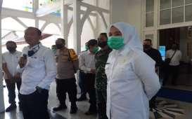Pedagang Positif Covid-19 di Pasar Palembang Bertambah Jadi 20
