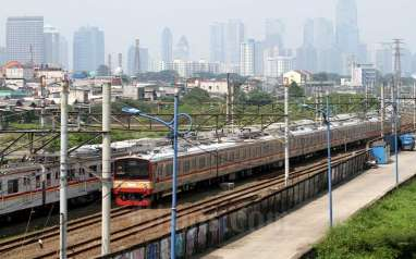 Jumlah Penumpang Turun, Berapa Kerugian Kereta Commuter Indonesia saat Pandemi Covid-19?