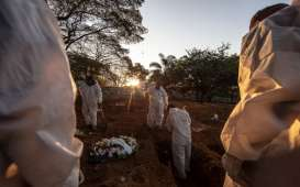 Perkembangan Virus Corona: Kasus di AS Naik hingga Menkes Ghana Positif