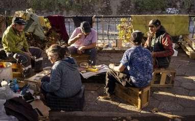 Sempat Unggul Lakukan Tes, Chile Kini Terpukul Akibat Corona