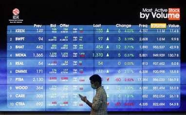 Sektor Finansial Moncer, IHSG Tetap Memble