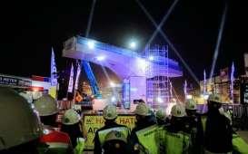 Dampak Corona Terasa, Laba Bersih Waskita Karya (WSKT) Turun 94 Persen