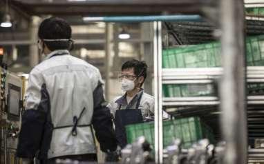 Manufaktur Asia Bergeliat Didorong Permintaan dari China