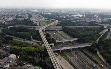 Konstruksi Simpang Susun Sentul Selatan Selesai Medio Bulan Ini
