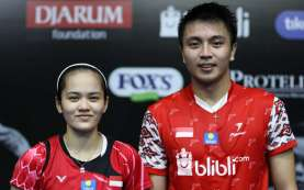 Hasil PBSI Home Tournament: Zacharia/Hediana Tekuk Maulana/Lany