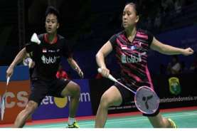 Hasil PBSI Home Tournament: Akbar/Winny Taklukkan Teges/Indah