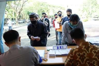BRI dan Polri Beri Layanan SIM Gratis di HUT ke -74 Bhayangkara