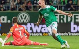Ajax Incar Gelandang Davy Klaassen untuk Gantikan Van de Beek