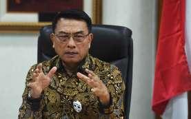 Jokowi Marah dan Ancam Reshuffle, Moeldoko Ungkap Respons Para Menteri