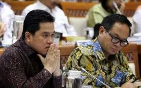 Erick Thohir Sebut Dividen BUMN Tahun Depan Bisa Turun Drastis