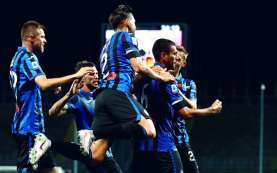 Hasil Atalanta Vs Napoli: Atalanta Tekuk Napoli di Gewiss