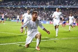 Hasil Liga Spanyol : Madrid Menang Gol Penalti, 4 Poin Tinggalkan Barca