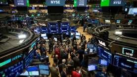 Kasus Baru Covid-19 Terus Bertambah, Rebound Bursa AS Tertahan