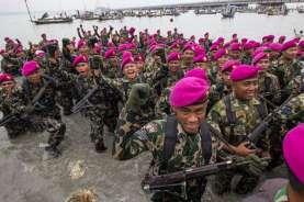 Marinir Diminta Ikut Mendisiplinkan Masyarakat Taat Protokol Kesehatan