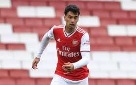 Arsenal Perpanjang Kontrak Martinelli Meski Sedang Cedera
