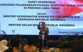 Partisipasi Pemilih di Pilkada Serentak 2020 Ditargetkan Tembus 50 Persen