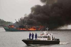 KKP Klaim Sudah Tangkap 62 Kapal Asing, Tegaskan Lawan Illegal Fishing