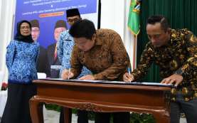 Pemprov Jabar Raih Level Proaktif Terkait Pencegahan Korupsi Barang dan Jasa