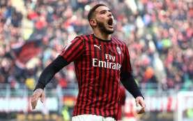 Prediksi Milan Vs Juventus: Pioli Puji Performa Theo Hernandez