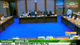 DPR Desak PGN untuk Lebih Berinovasi untuk Jadi Agregator Gas Nasional