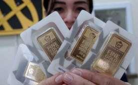 Harga Emas 24 Karat Antam Hari Ini, 7 Juli 2020