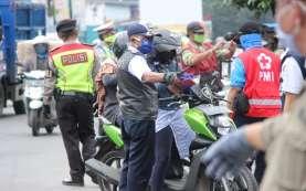 Dikelilingi Daerah Zona Kuning, Kota Bandung akan Operasikan Kembali Cek Poin